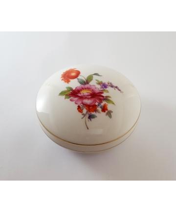 Porcelanowe puzderko - Ćmielów