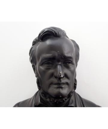 Rzeźba - popiersie - WAGNER z około 1900 roku