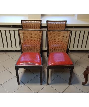 Krzesła Art deco z...