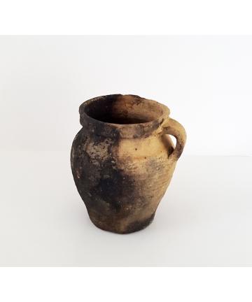 Śląskie naczynie gliniane z XV wieku