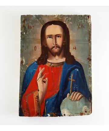 Ikona - Chrystus Salvator...