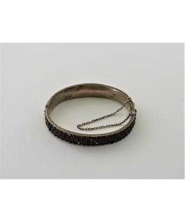 XIX wieczna bransoleta...