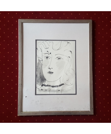 Litografia - Pablo Picasso...