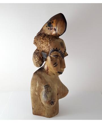 Rzeźba - Popiersie kobiety...