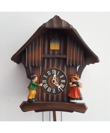 Zegar ścienny z kukułką - Schwarzwald