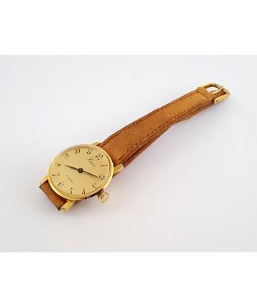 Zegarek KAREX mechaniczny, koperta złocona