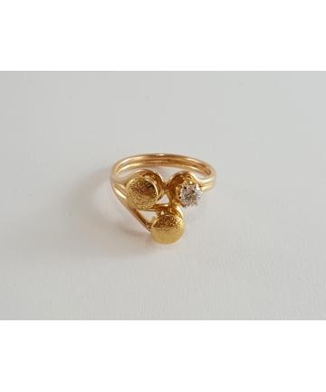 Złoty pierścionek próby 3...