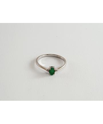 Złoty pierścionek APART...