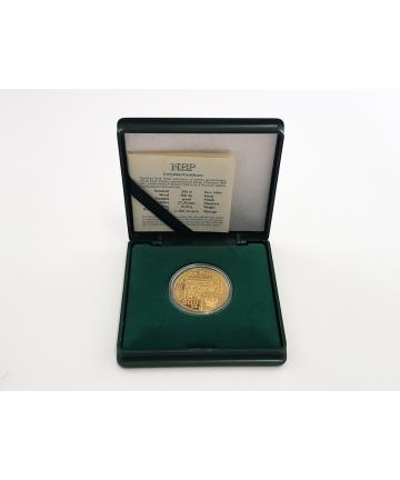 Polska złota moneta...