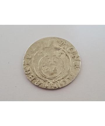 """Kolekcjonerska moneta - """"Półtorak"""" Zygmunta III Wazy z lat 1620 / 1627"""