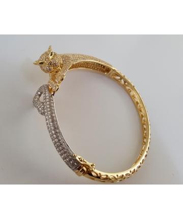 Bransoleta w stylu Cartier...