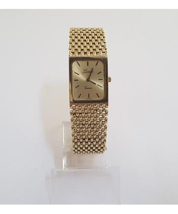 Geneve Quartz - zegarek złoty próba 585