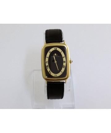 Jaeger - Le Culture - złoty zegarek z lat 70-tych XX wieku