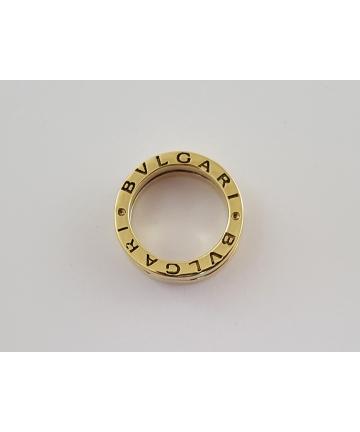 Złota obrączka próby 750 z...